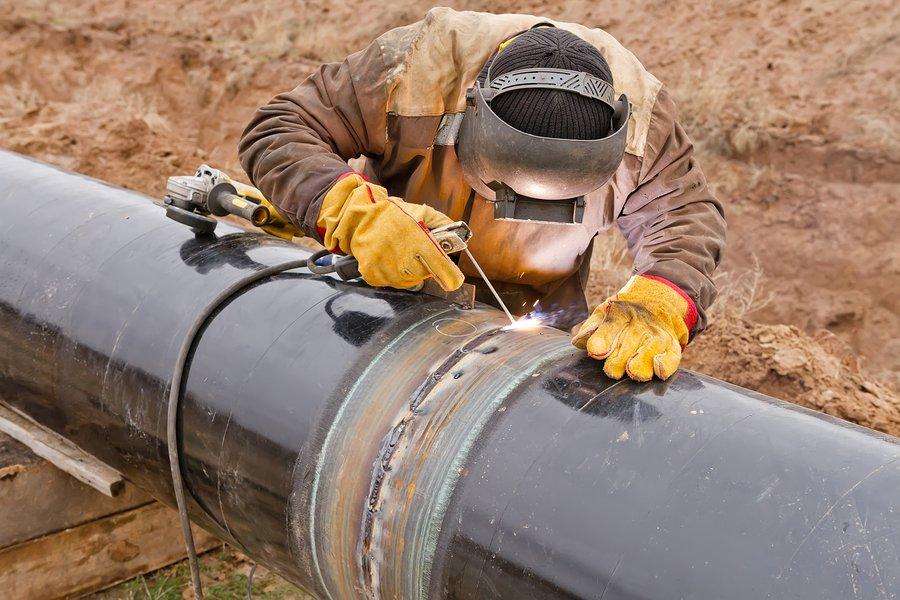 Pipeline welder pay