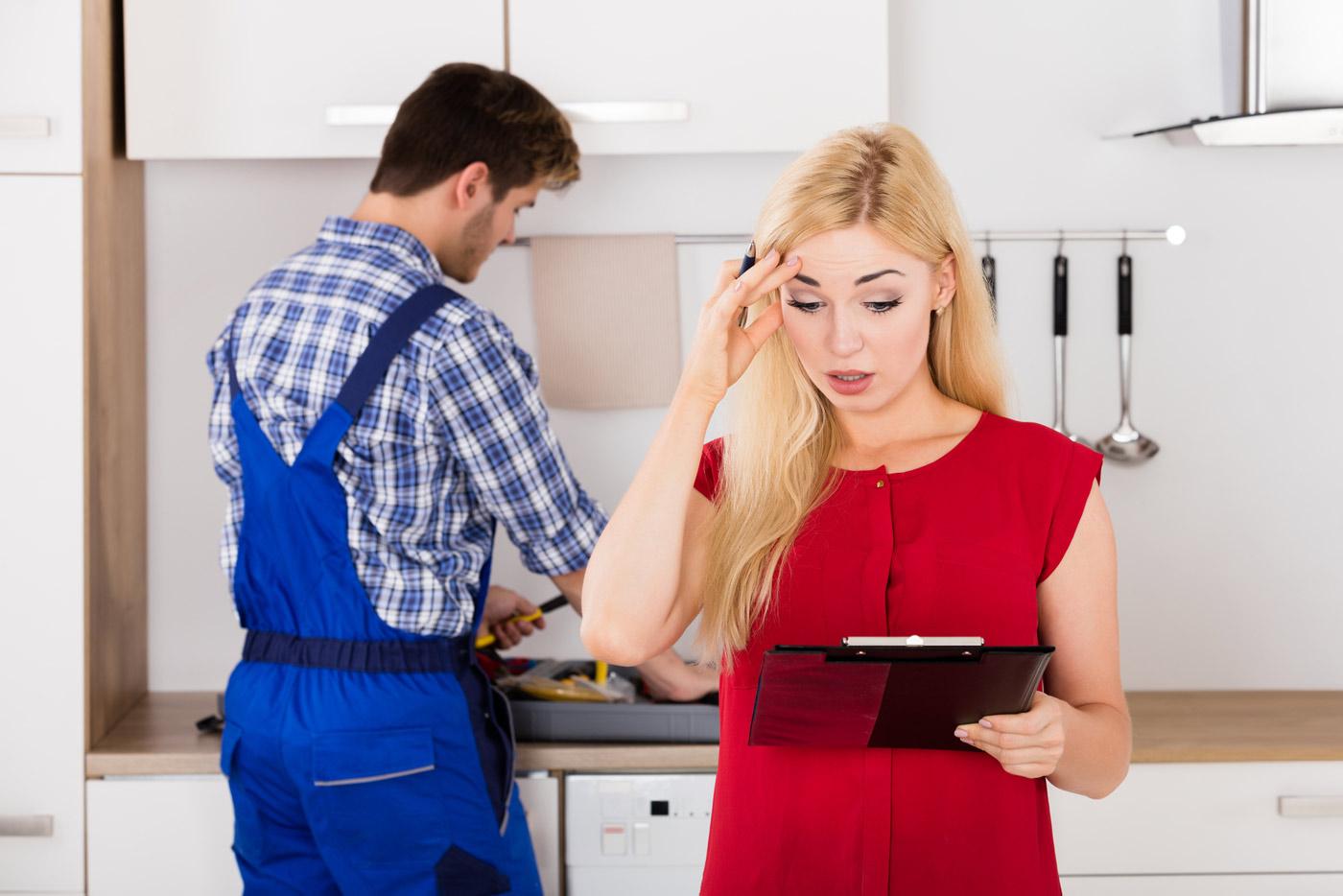 average home maintenance cost
