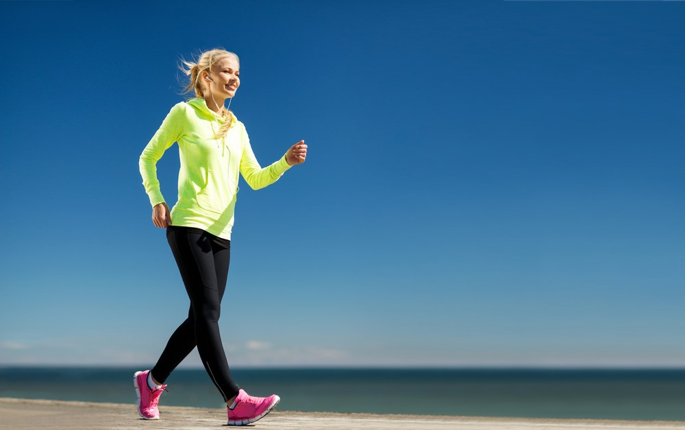 Can Walking Help Lower Your BP?